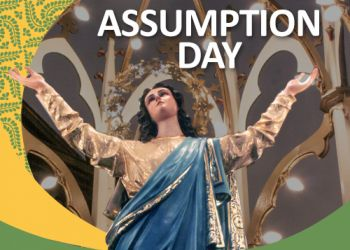 Join us for Día de la Asunción (Assumption Day) in Mexico!