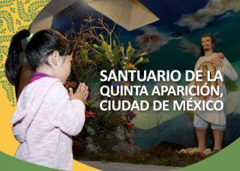 Iglesia de la Quinta Aparición de la Ciudad de México
